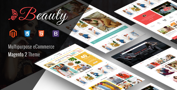 Image of Beauty - Multipurpose Responsive Magento 2 Theme