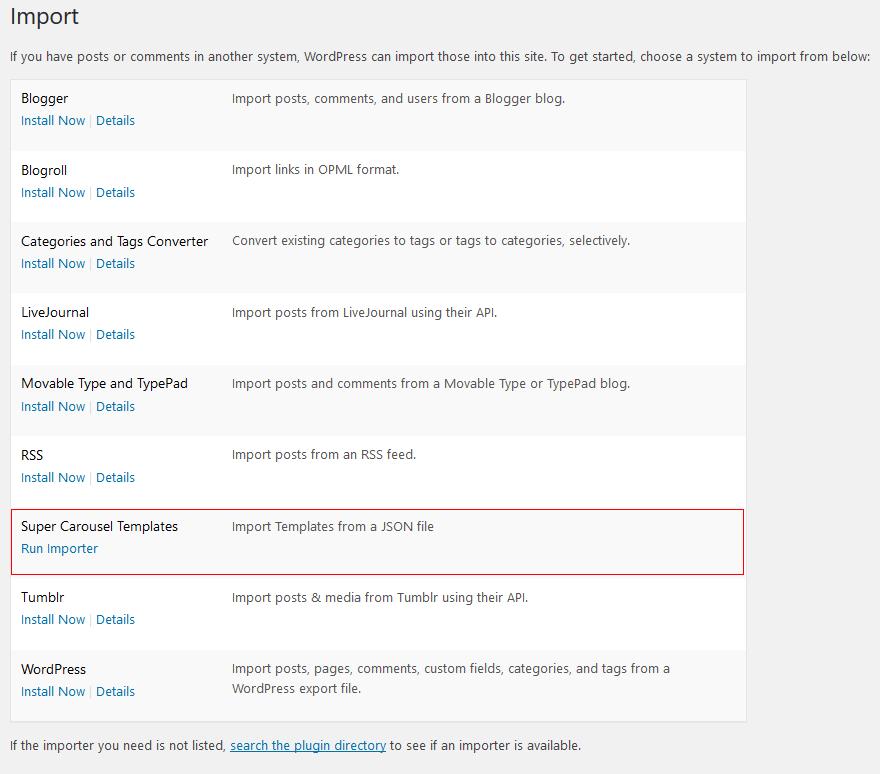 Super Carousel - Responsive Wordpress Plugin by nnt | CodeCanyon
