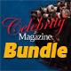 Celebrity Magazine Bundle - GraphicRiver Item for Sale