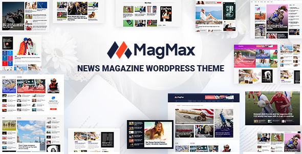 Image of MagMax - News Magazine WordPress Theme