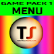 Menu Game Pack 1