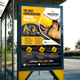 Construction Poster Template - GraphicRiver Item for Sale
