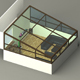 Glass roof room - 3DOcean Item for Sale