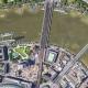 4K Flying Over Thames River London Birdseye View - VideoHive Item for Sale
