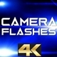 Camera Flashes 4K - VideoHive Item for Sale