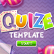 Puzzle or Quiz Game Template