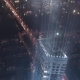 Aerial City View at Night - VideoHive Item for Sale