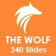 The Wolf - Multipurpose Powerpoint Presentation - GraphicRiver Item for Sale