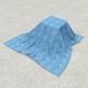 Blue Wool Texture - 3DOcean Item for Sale