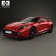 Aston Martin Vanquish Zagato 2016