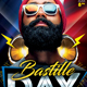Bastille Day Flyer - GraphicRiver Item for Sale