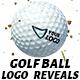 Golf Ball Logo Reveals