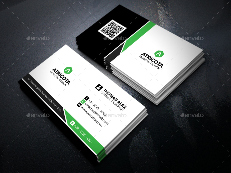 Clean business card by aleepixel graphicriver screenshot01clean business cardg screenshot02clean business cardg colourmoves