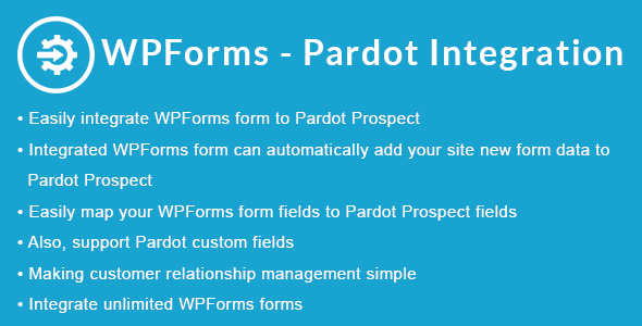 WPForms - Pardot Integration            Nulled