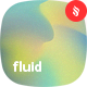 Bright Fluid with Holographic Effect Backgrounds - GraphicRiver Item for Sale
