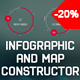 infographic and map constructor - VideoHive Item for Sale