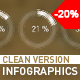 Infographics clean version - VideoHive Item for Sale