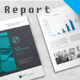 Annual Report Magazine - GraphicRiver Item for Sale
