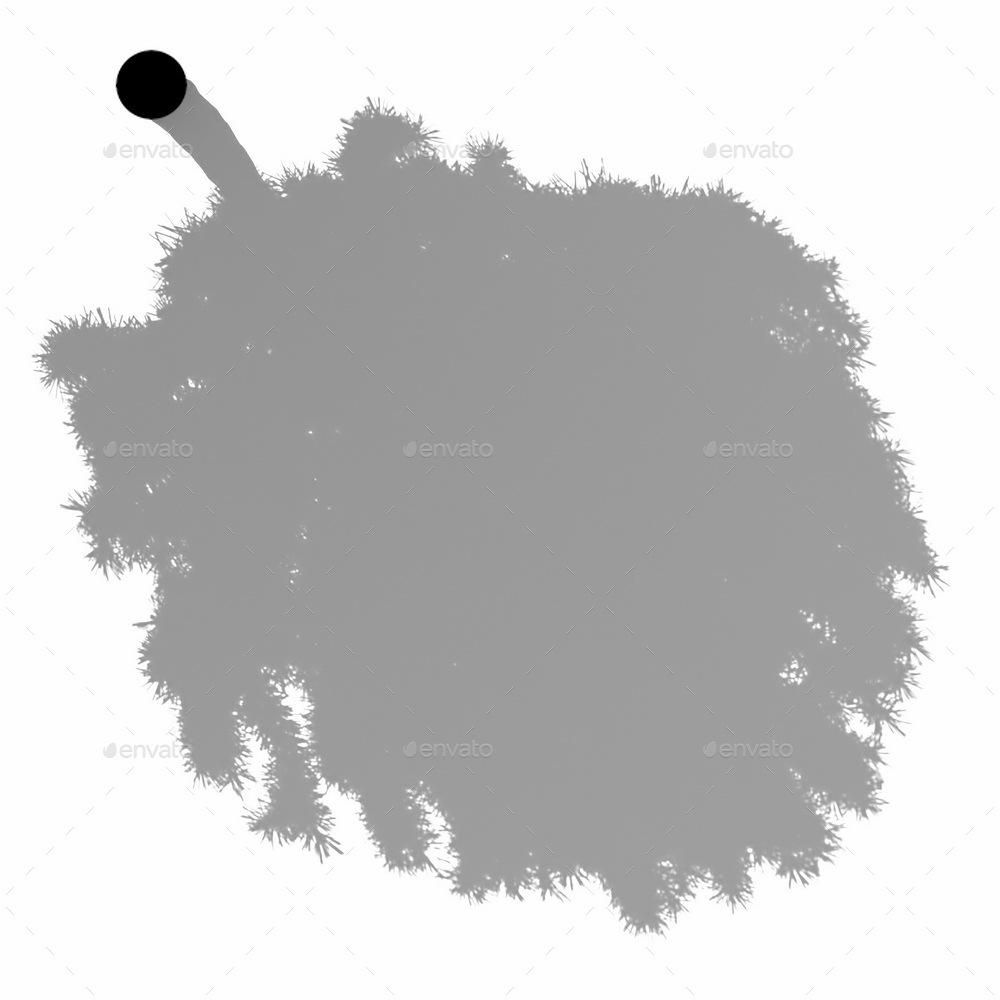 3D Shadow - Tree 43