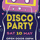 Disco Party - GraphicRiver Item for Sale