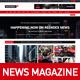 Reendex - Broadcast News Magazine WordPress Theme - ThemeForest Item for Sale