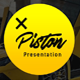 Piston Car Presentation Google Slide - GraphicRiver Item for Sale
