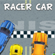 Racer Car Sprites - GraphicRiver Item for Sale