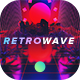 Retrowave Backgrounds - GraphicRiver Item for Sale
