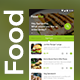 Restaurant Food Ordering App UI kit | FoodMall - GraphicRiver Item for Sale