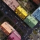 Colored Block of Multistory Buildings in Kyiv - VideoHive Item for Sale