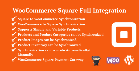 WooCommerce Square            Nulled