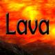 Lava Valley Scene - VideoHive Item for Sale