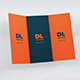 Trifold Mockup - GraphicRiver Item for Sale