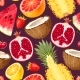 Tropic Seamless Pattern - GraphicRiver Item for Sale