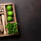 Mojito cocktail ingredients box - PhotoDune Item for Sale