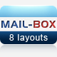 MAIL-BOX - Email Template - 8 Layouts Nulled