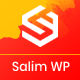 Salim - Construction and Building WordPress Theme