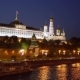 Moscow, Night View of the Kremlin. - VideoHive Item for Sale