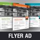 Real Estate Flyer Design v1