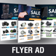 Product Promotion Flyer Design v3
