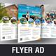Multipurpose Flyer Design Template v1 - GraphicRiver Item for Sale