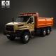 Ural Next Tipper Truck 2016