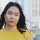 Candid Smile of Beautiful Young Asian Female - VideoHive Item for Sale