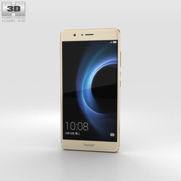 Huawei Honor V8 Gold