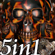 Hell Skull - VideoHive Item for Sale