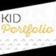 Kid Portfolio - VideoHive Item for Sale