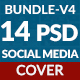 Multipurpose Social Media Cover - Bundle -14 Design