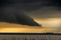Tornadic Supercell Inflow at Sunset - PhotoDune Item for Sale