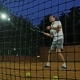 Young Attractive Man Playing Tennis on Orange Clay Tennis Court - VideoHive Item for Sale