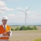 Windmills Inspection, Eco Energy, Renewal Energy - VideoHive Item for Sale